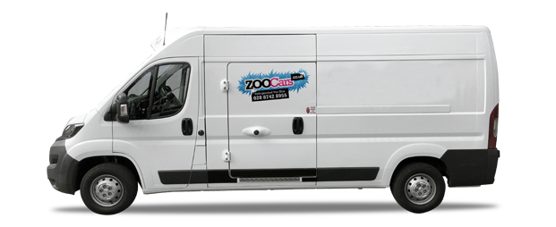 Refrigerated Van Hire From ZOOCars in London, Chiswick, Richmond, Hammersmith