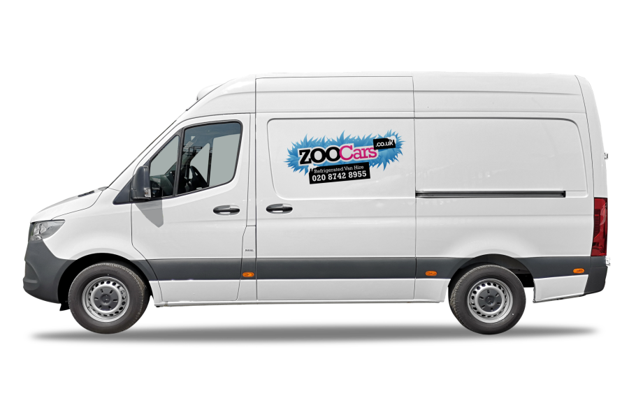 Mercedes  Sprinter Freezer LWB | ZOOCars