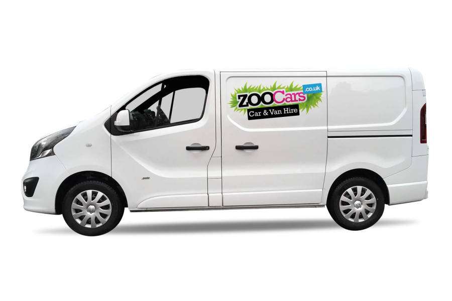 Ford Transit | ZOOCars